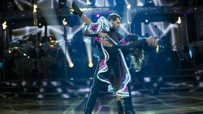 Kelvin Fletcher's wife not worried about 'Strictly' curse