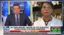 Fox News Anchor Debunks Trump's '99% Totally Harmless' COVID Claim