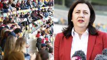 'Gabba guinea pigs': Controversy erupts over AFL virus 'trial run'