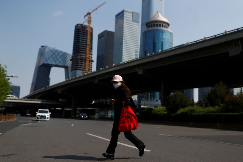 China's economy seen returning to growth in second-quarter, more support needed to bolster recovery
