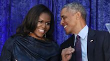 Barack and Michelle Obama Joked About Quarantining Together on Her New Podcast