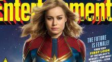 ¡Ya tenemos nueva heroína! Mira la primera foto de Brie Larson como Captain Marvel