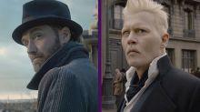 JK Rowling confirma que Dumbledore y Grindelwald tenían una relación sexual
