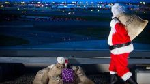 Heathrow hires Secret Santa to hand out luxury presents to passengers