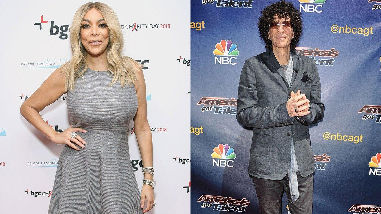 Wendy Williams and Howard Stern End Feud as She Admits Her Heart Was 'Broken' After His Scathing Rant