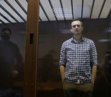"""Navalny camp awaits health update, says there's """"no hope of good news"""""""