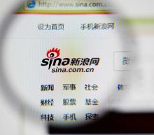 Sina Earnings Top Views, But Weibo Parent Falls