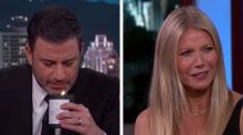 Jimmy Kimmel Reveals What Gwyneth Paltrow's 'Vagina' Candle Actually Smells Like