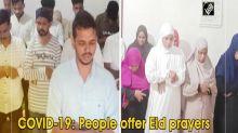 COVID-19: People offer Eid prayers at home in Kerala amid lockdown