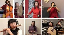 WATCH: 72 artists play together virtually in Calgary Chinese Orchestra collaboration