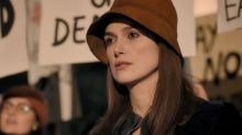 Keira Knightley won't do nude scenes now that she's a mother