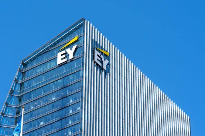 EY launches Ethereum-based procurement solution for enterprises