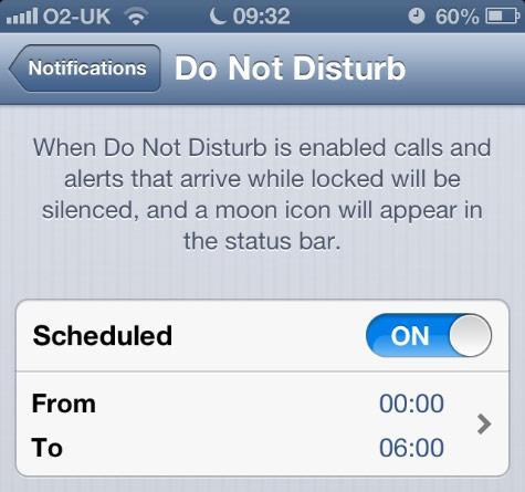 iOS Do Not Disturb bug gives some users the gift of silence on New Year's Day (update: horribly timed video)