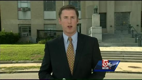 Son of Red Sox broadcaster charged with murder