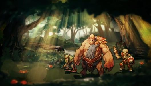 French MMO Therian Saga launches English open beta