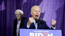 Avec le Super Tuesday, Joe Biden stoppe Bernie Sanders dans son élan