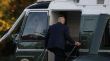 """Trump, positivo de covid-19: hospitalizan al presidente de Estados Unidos """"como medida de precaución"""" un día después de dar positivo por coronavirus"""