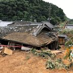 Up to 36 feared dead in severe flooding in Japan