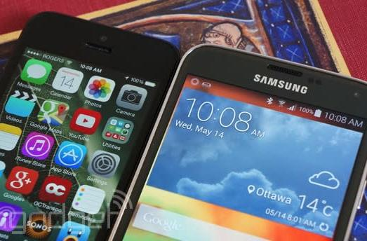 Samsung's phone market share takes a bruising as Chinese rivals surge