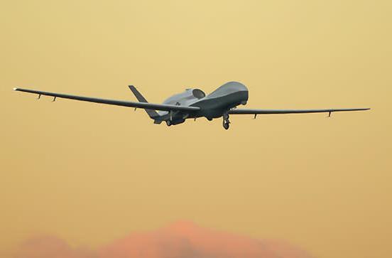 US Navy's Triton UAV completes initial flight testing