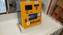 Bitcoin-ATM-Raub geht schief: Mit dem Truck durch die Scheibe