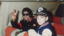 Celebrities react to 'haunting' Leaving Neverland documentary