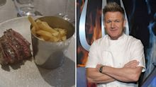 'Blatant joke': Gordon Ramsay diner's savage steak meal review