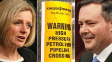 Pipeline and politics: Notley used Trans Mountain mess to attack Jason Kenney