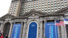 Ford bought abandoned Detroit train station for $90 million