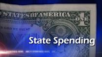 State agencies submit spending cuts