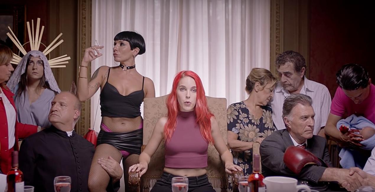 Actric Porno Española Anuncio el anuncio erótico que muestra todas las vergüenzas de la