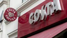 Coca-Cola comprará rede britânica de cafeterias Costa por US$ 5,1 bilhões
