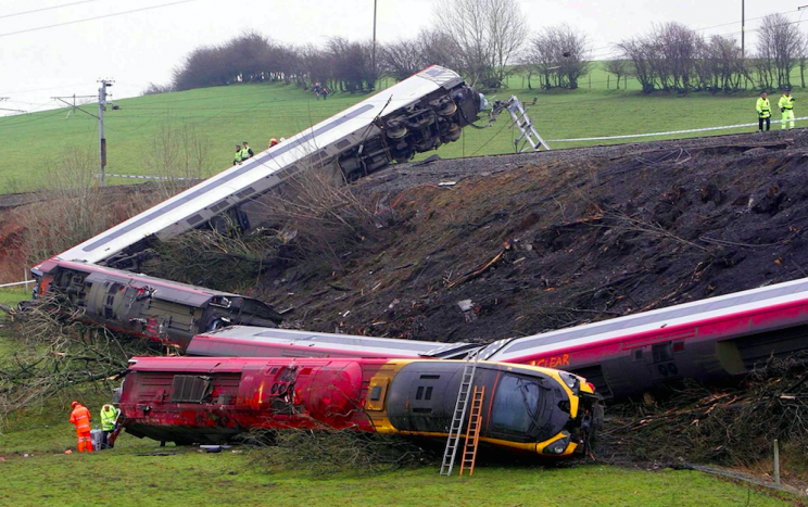 Grayrigg derailment 10th anniversary: What happened in the ...