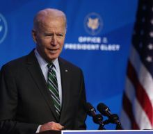 Biden outlines plan to reverse Trump policies on first day of presidency