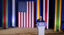 Biden se esmera en granjearse a los hispanos de Florida