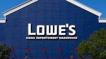 Lowe's Stock Gaps Lower on Earnings Miss