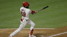 Angels' Jo Adell hits first two homers of career to highlight 16-3 rout of Mariners