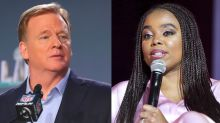 Jemele Hill shares 'frustration' over Roger Goodell's apology: 'NFL showed exactly who they are'