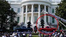 'Impossibly stupid': White House skewered for strange stunt