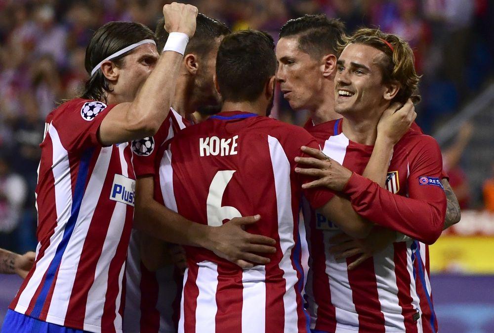 Interdiction de recrutement: l'Atlético de Madrid plaide devant le TAS