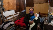 Crise sanitária do novo coronavírus faz surgir novas favelas no Brasil