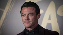 Luke Evans thanks NHS for saving dad's hand after freak accident