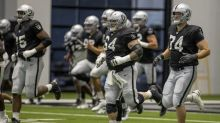 Don't rule out trades when it comes to Raiders' first-round draft pick