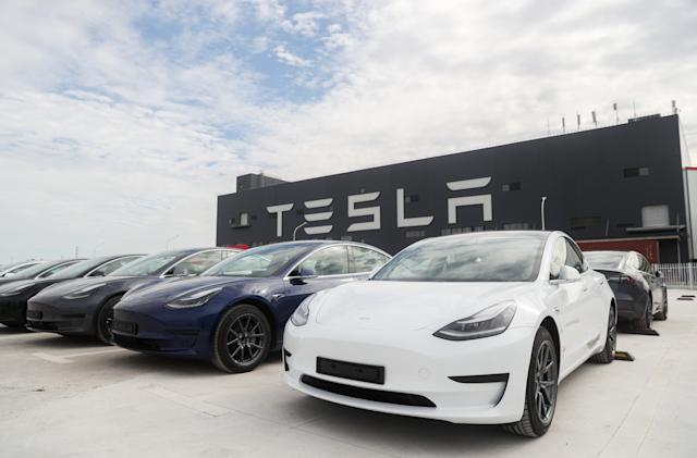 Tesla made half a million electric cars in 2020