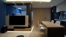 【設計變法】盡用330呎 廚廳共享空間而不失型格