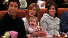 The babies who played Emma from 'Friends' were in Jordan Peele's 'Us'