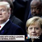 Deutsch offers 'simple' and 'frightening' reason Trump skipped WWI service