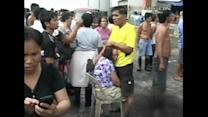 Deadly quake hits Philippines