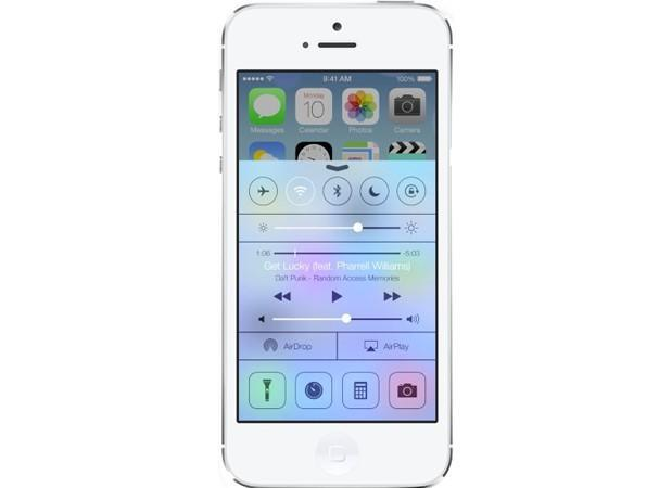 iOS 7 to include Control Center for quick-access settings