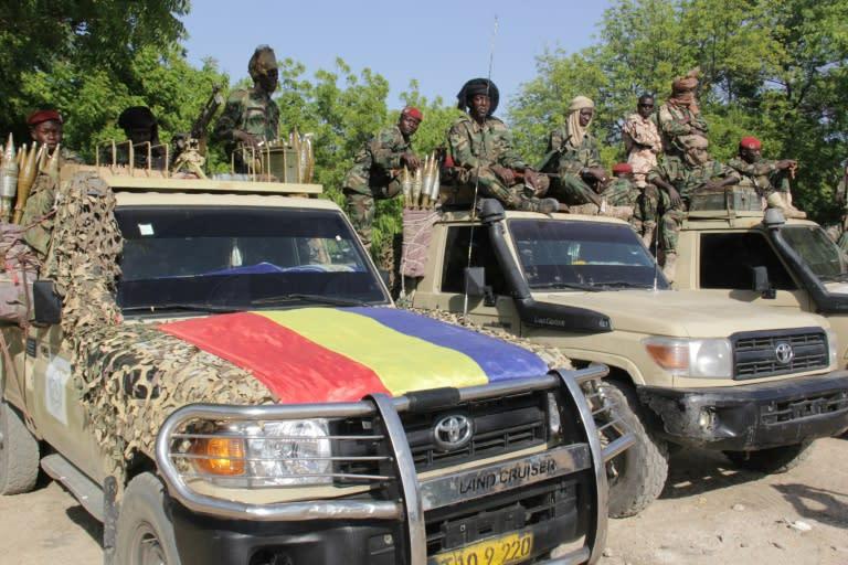 44 jihadists found dead in Chad prison